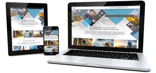Logiciel Web : création de site internet Web et gestion pour webmasters
