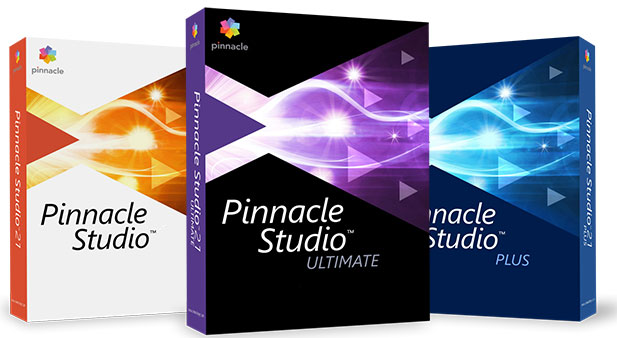 Télécharger Pinnacle Studio pinnacle version d'essai gratuite