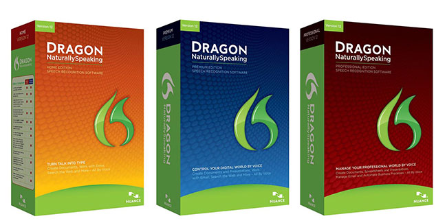 Dragon Naturally Speaking français