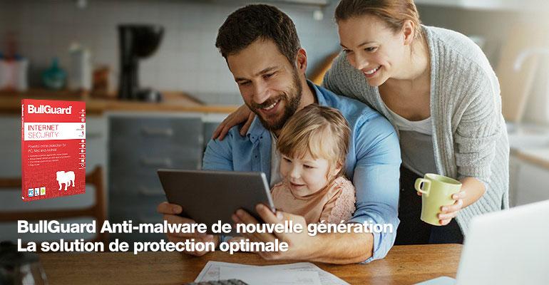 Logiciel AntiVirus pour les familles connectées