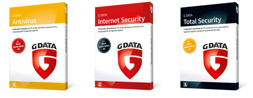 Version Antivirus et Internet Security pour Mac et Windows