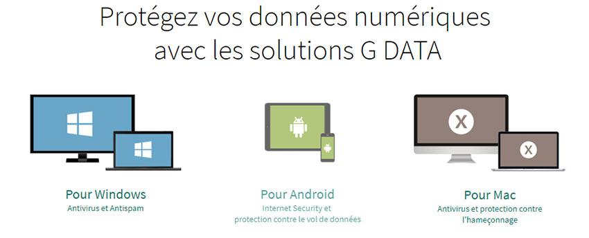 Solution protection Total Security pour tout appareils