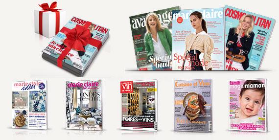 Abonnez vous à toute la presse magazines.fr