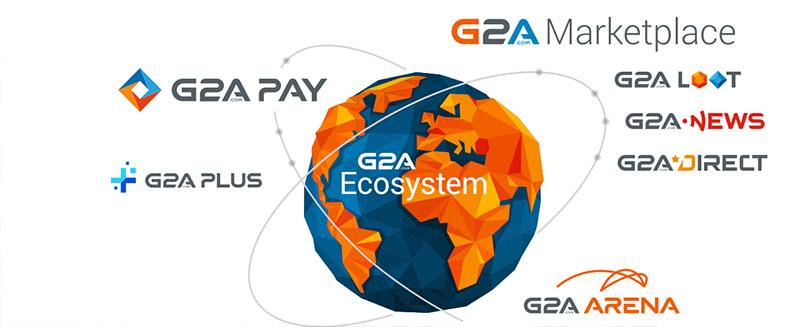 g2a marketplace et services