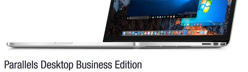Desktop Business virtualisation d'applications Windows sous Mac