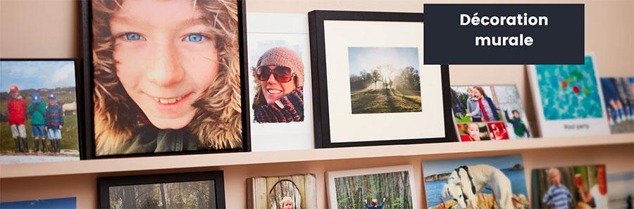 décoration murale avec vos photos