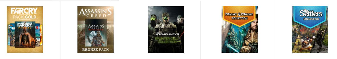 nouveautés sorties en jeux vidéo Playstation, Xbox et PC