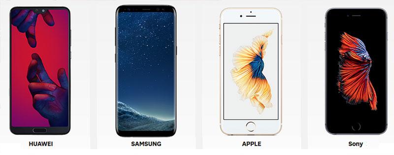 offres mobiles et smartphones