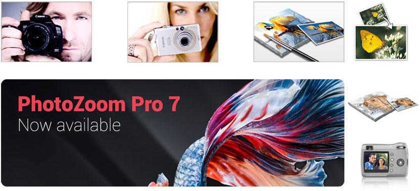 PhotoZoom Pro pour la Photographie professionnelle