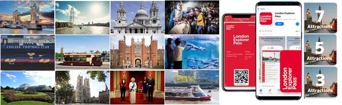 Principales attractions de Londres