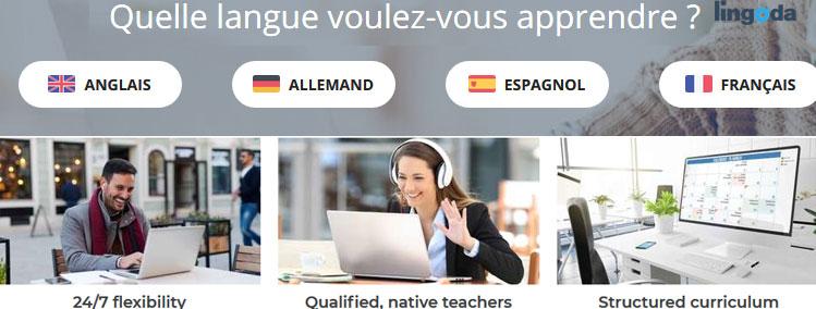 Formation en langue certifiante